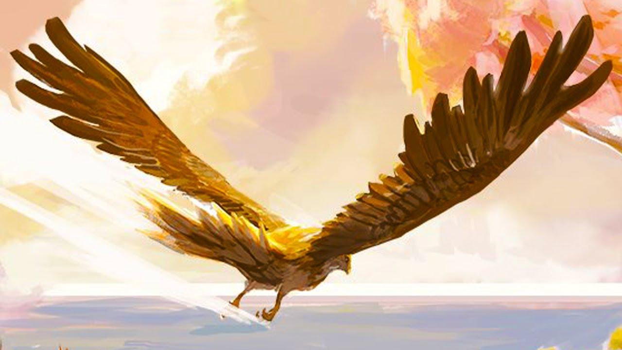 Пурумчата — Симулятор птицы Feather. Медитативная игра с Кидом на Пурумчата