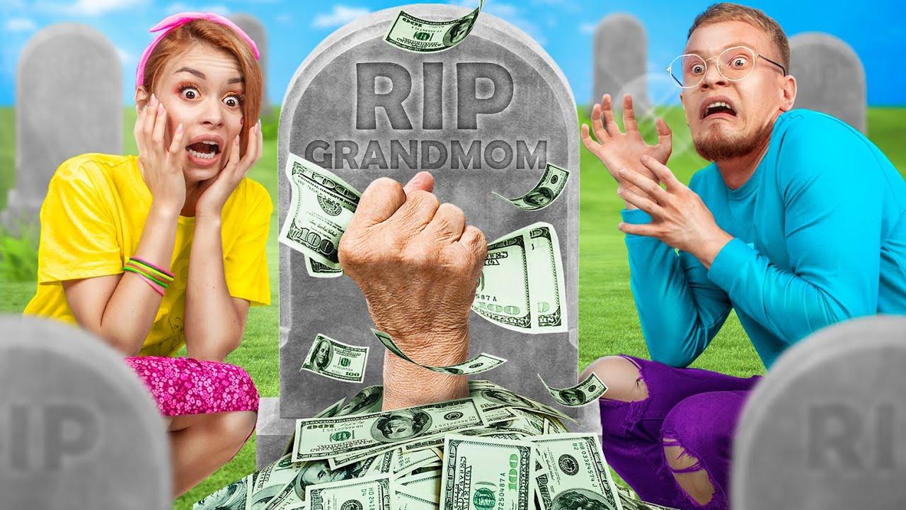 Трум Трум СЕЛЕКТ — Бабушка оставила нам в наследство миллион долларов