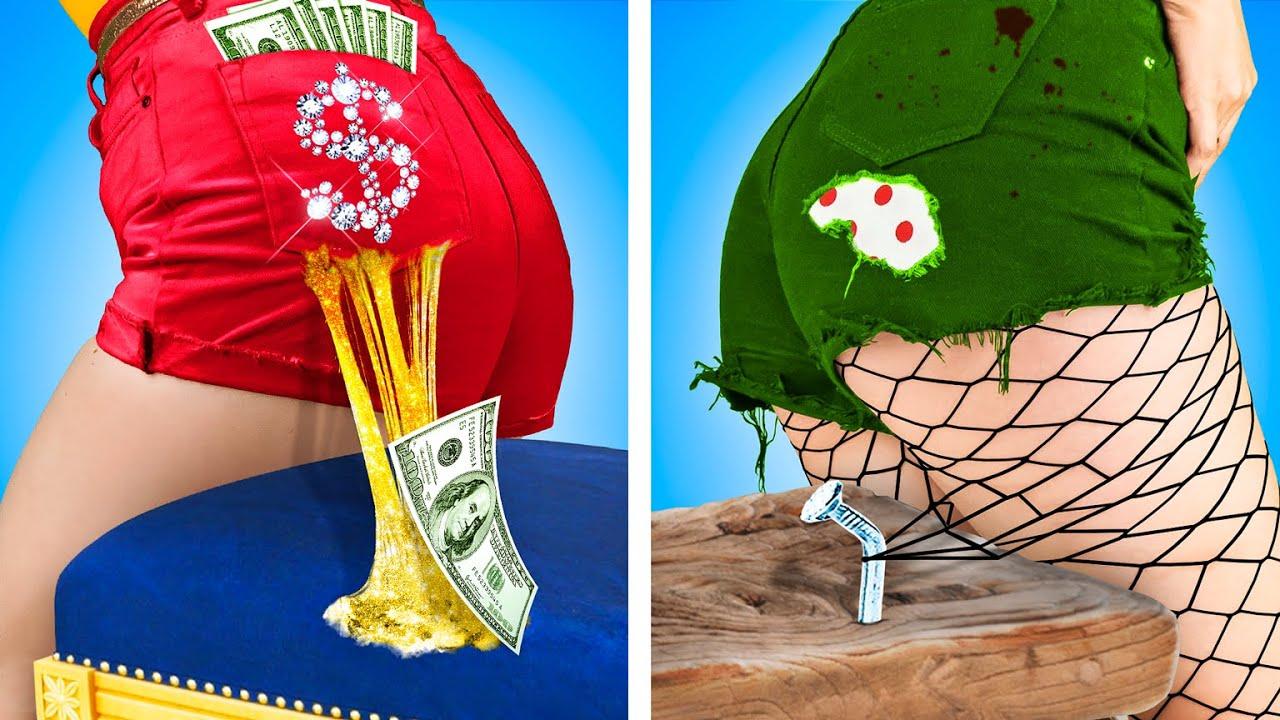 Трум Трум СЕЛЕКТ — Бедная студентка против богатой!