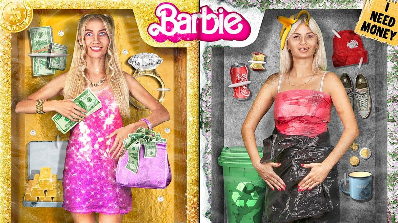 Трум Трум СЕЛЕКТ — Богатая Барби VS Бедная Барби