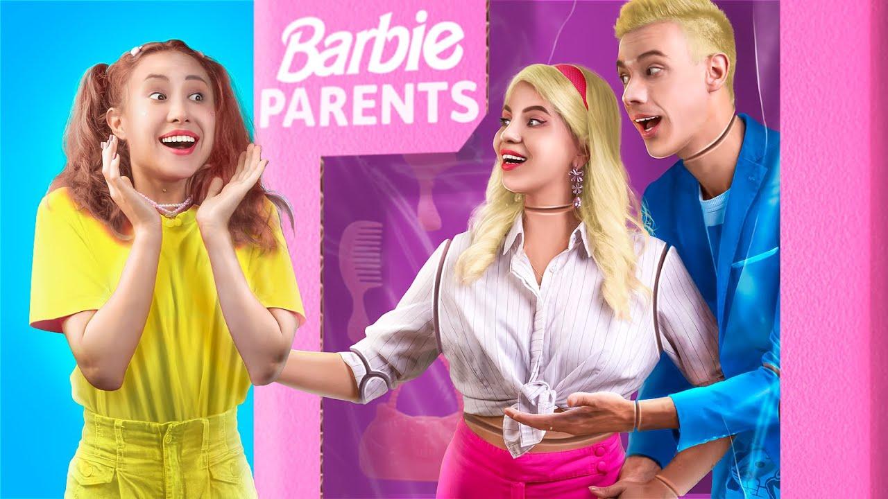Трум Трум СЕЛЕКТ — Меня удочерили Барби и Кен