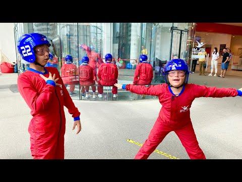 Брос Шоу — Прыжки с парашютом. Подготовка БРОС ШОУ