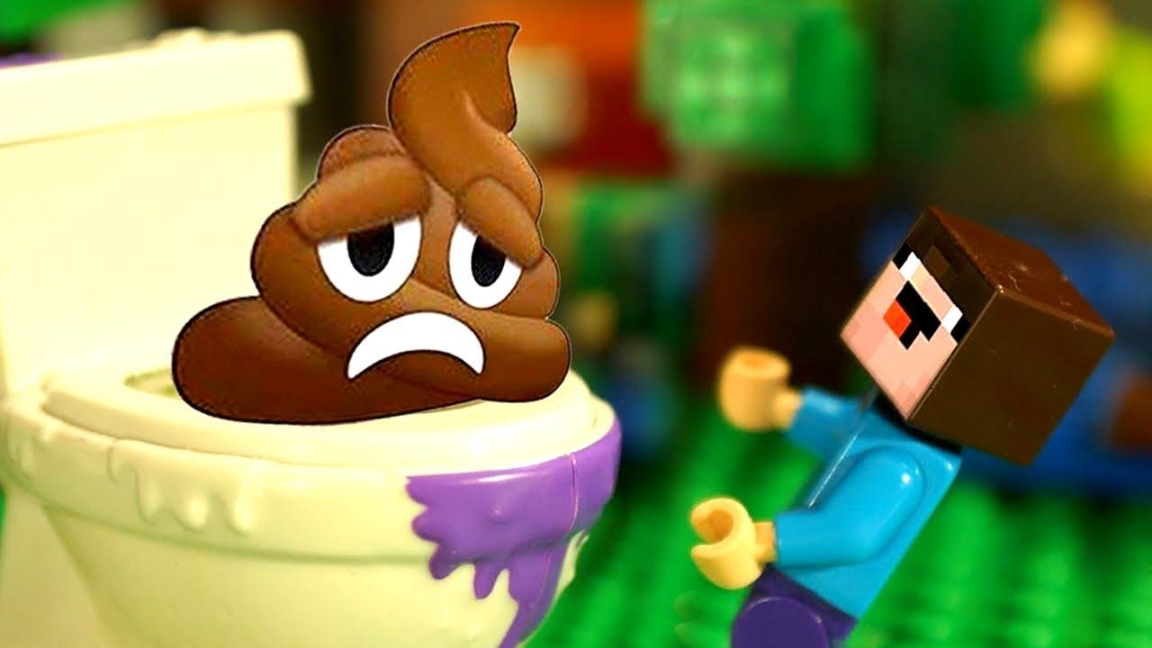 Кока Туб — Лего НУБик и Борька Майнкрафт — ТОП 5 KokaTube