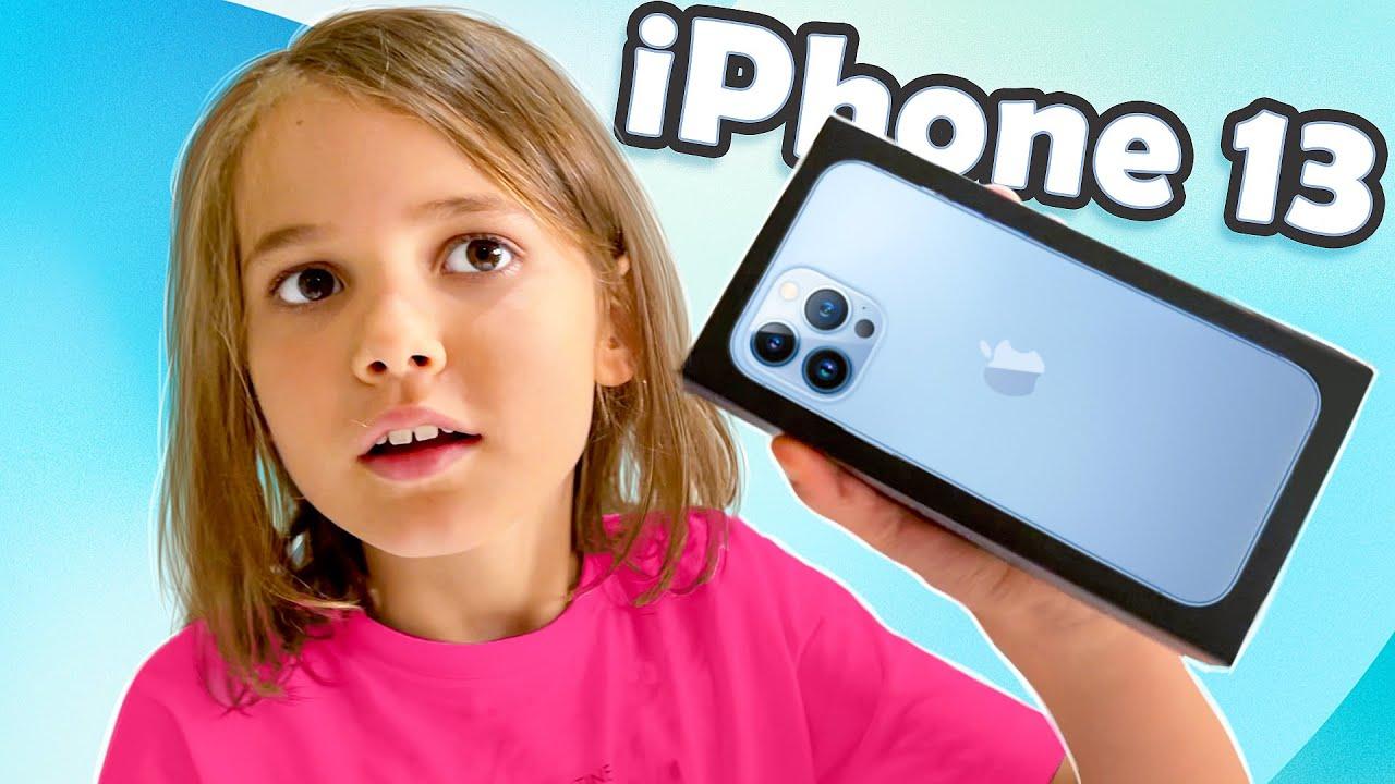 Мистер Макс — Катя выиграла iPhone 13 pro у Макса