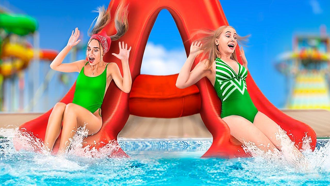Трум Трум — Колледж в аквапарке!