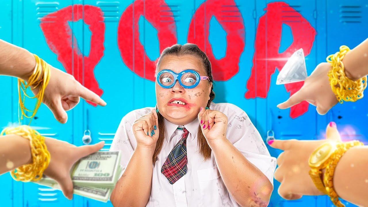 Трум Трум СЕЛЕКТ — Бедная девушка в богатой школе