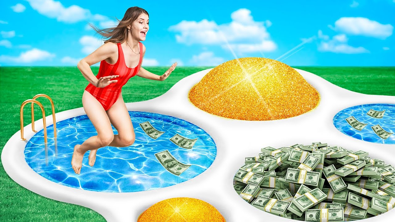 Трум Трум СЕЛЕКТ — Я бросила школу и стала миллионером