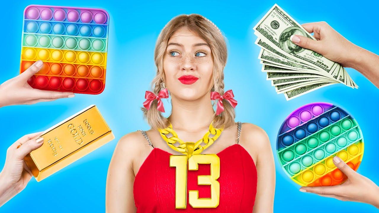 Трум Трум СЕЛЕКТ — Я стала миллионером в 13