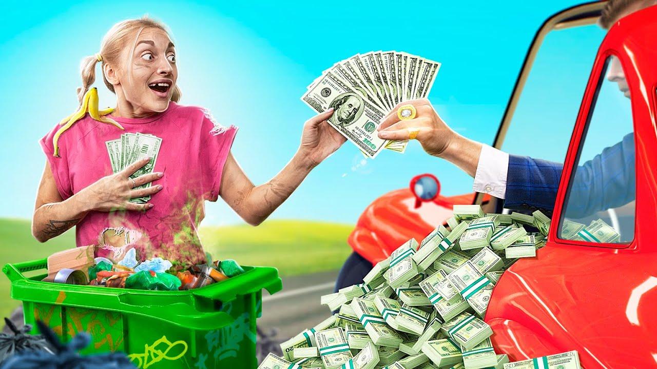 Трум Трум СЕЛЕКТ — Меня удочерили миллионеры!